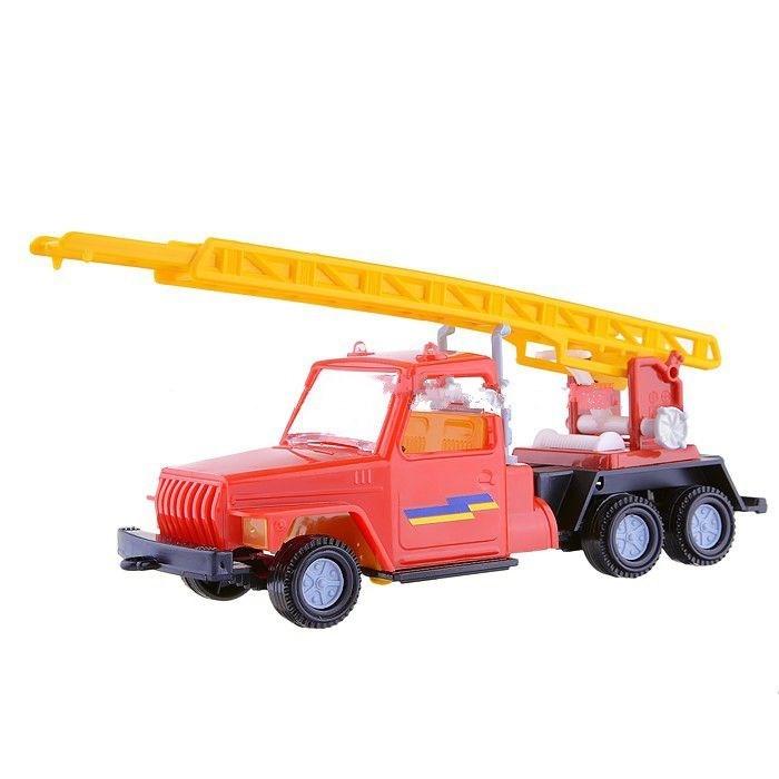 Форма Пожарная машинка Урал