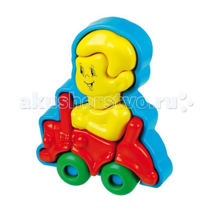 Развивающая игрушка ZebraToys Логическая формочка