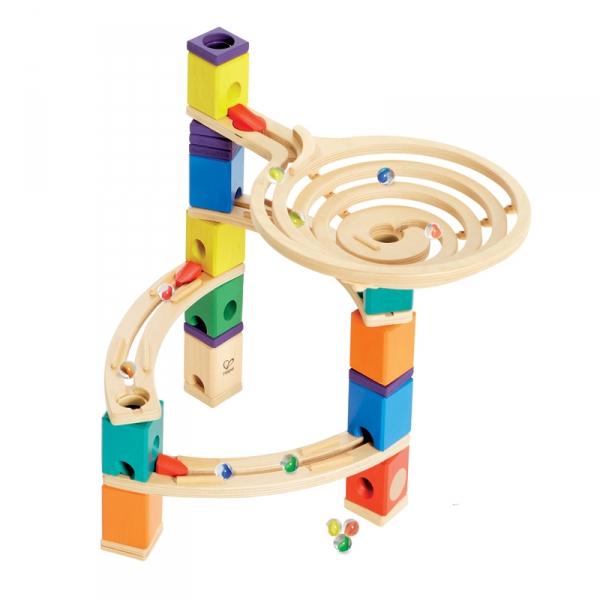 Деревянная игрушка Hape Конструктор Quadrilla Е6005