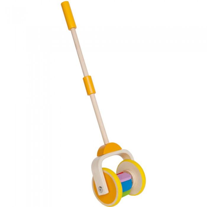 Каталка-игрушка Hape Каталка Радуга Е0344