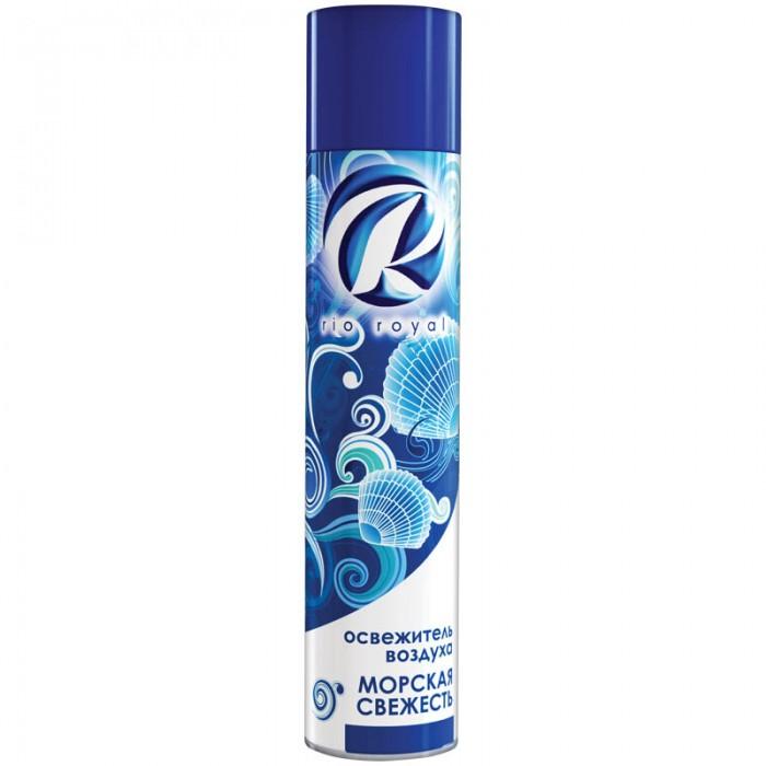 Chirton Rio Освежитель воздуха Морская свежесть 300 млRio Освежитель воздуха Морская свежесть 300 млChirton Rio Освежитель воздуха Морская свежесть 300 мл  Высокое качество отдушки свежий, мягкий аромат. Клапан распылителя с очень мягким нажатием удобен в применении;  Экологически чистая упаковка не содержит озоноразрушающих веществ<br>