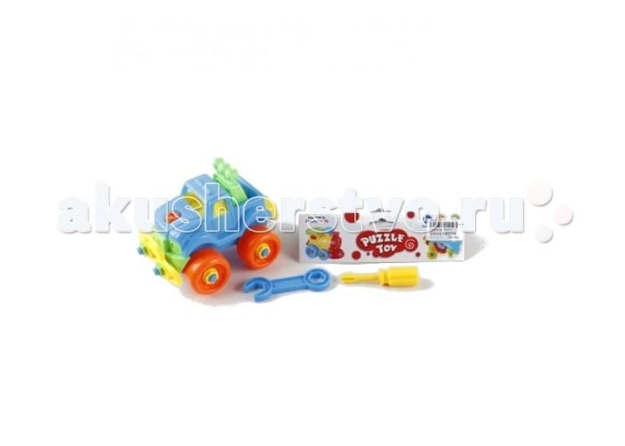Puzzle Toy Конструктор Машинка