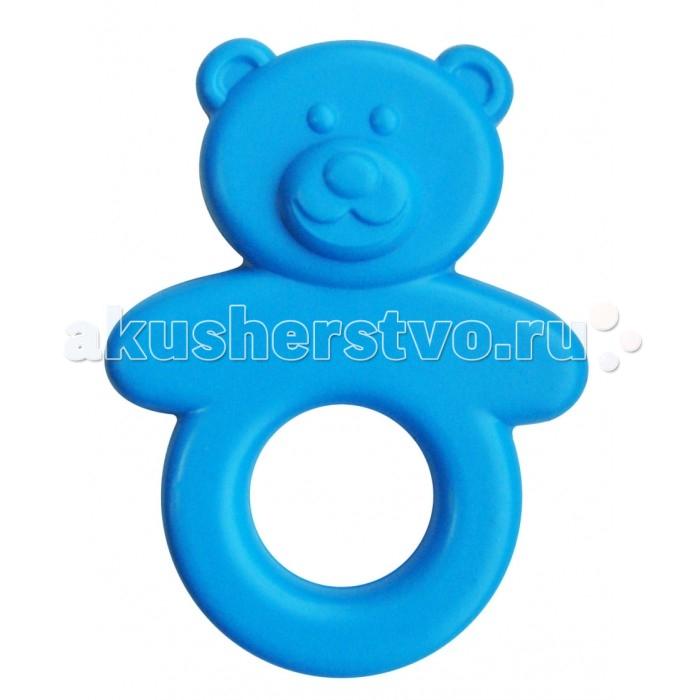 Погремушка Пластмастер Мишка 10,5 см
