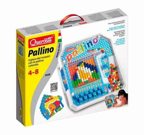 Игры для малышей Quercetti Настольная игра Паллино