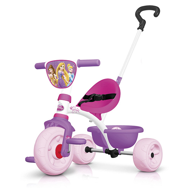 Велосипед трехколесный Smoby Be Move Princess