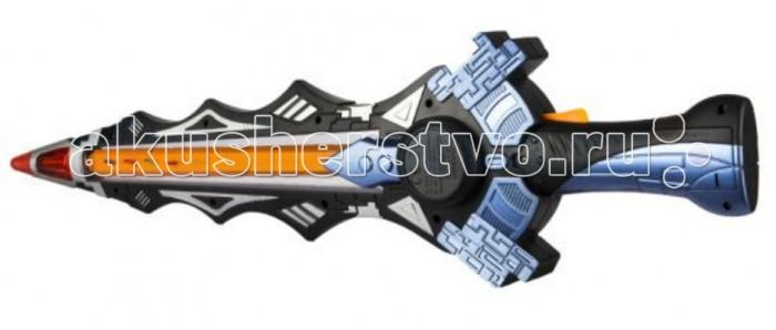 Игруша Меч игрушечный на батарейках i-3374tМеч игрушечный на батарейках i-3374tИгруша Меч игрушечный на батарейках со звуковыми и световыми эффектами. Яркое оружие позволит ребенку почувствовать себя настоящим воином, который умело сражается против множества врагов. Даже в самом опасном поединке или бурном сражении малышу ничего не угрожает благодаря тому, что его оружие совершенно безвредно.   Меч предназначен для использования в увлекательной ролевой игре или в качестве аксессуара к карнавальному костюму. Оружие выполнено из прочного пластика не имеет запаха и не токсично. Такая игрушка способствует развитию воображения и координации движений.<br>