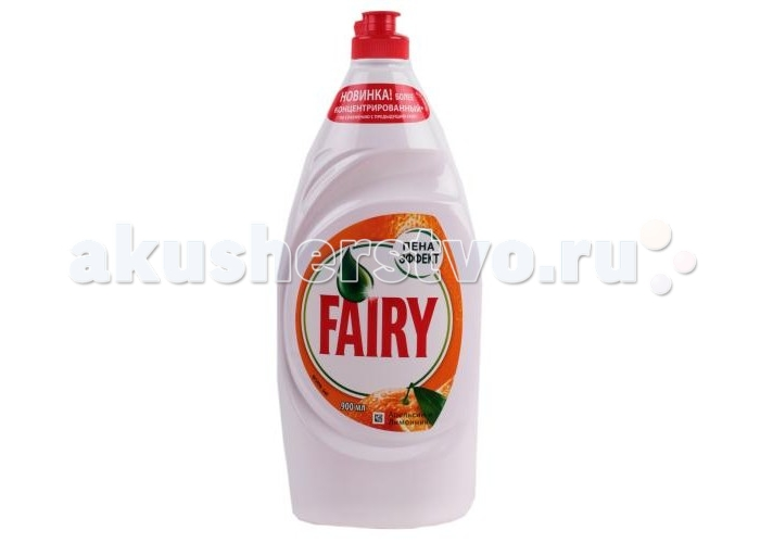 Fairy P&amp;G Средство для мытья посуды Апельсин и лимонник 900 млСредство для мытья посуды Апельсин и лимонник 900 млСредство Fairy можно использовать для мытья посуды с антипригарным покрытием. Посуда с антипригарным покрытием удобна, но она требует деликатного ухода. Ее нельзя чистить мочалками, щетками, порошковыми моющими средствами или пастами. Fairy прекрасно отмывает посуду со специальным покрытием, не повреждая его.  Основные характеристики:  Объем: 900 мл<br>