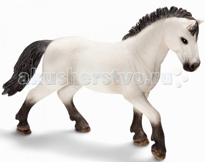 Schleich Игровая фигурка Камаргский жеребецИгровая фигурка Камаргский жеребецКамаргские лошади - небольшие, приземистые лошади, родом из Франции. Там их разводят в стадах, лошади достигают высоты 1,35-1,50 м. Камаргские лошади рождаются в темном окрасе, но с возрастом они светлеют, и уже взрослые особи приобретают белый окрас. В настоящее время эта порода в основном используется для сельскохозяйственных работ и верховой выездки.  В серии Домашние животные представлены все животные, которые окружают нас дома или на даче. С помощью отдельных элементов можно создавать целые фермы.  Очень широко представлена коллекция лошадей. Все фигурки выполнены из высококачественных материалов с максимальной точностью и раскрашены в ручную. Не вызывает аллергии. Великолепно выполненные и раскрашенные вручную животные, созданные при тесном сотрудничестве с Берлинским зоопарком, никого не оставят равнодушными. В разработке каждой фигурки компания Schleich опирается на исследования в области педагогики, создавая маленькие произведения для маленьких ручек.<br>