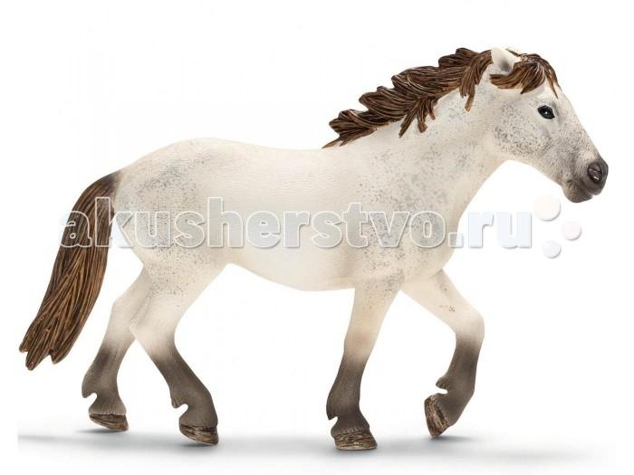 Schleich Игровая фигурка Камаргская лошадьИгровая фигурка Камаргская лошадьКамаргские лошади - небольшие, приземистые лошади, родом из Франции. Там их разводят в стадах, лошади достигают высоты 1,35-1,50 м. Камаргские лошади рождаются в темном окрасе, но с возрастом они светлеют, и уже взрослые особи приобретают белый окрас. В настоящее время эта порода в основном используется для сельскохозяйственных работ и верховой выездки.  В серии Домашние животные представлены все животные, которые окружают нас дома или на даче. С помощью отдельных элементов можно создавать целые фермы.  Очень широко представлена коллекция лошадей. Все фигурки выполнены из высококачественных материалов с максимальной точностью и раскрашены в ручную. Не вызывает аллергии. Великолепно выполненные и раскрашенные вручную животные, созданные при тесном сотрудничестве с Берлинским зоопарком, никого не оставят равнодушными. В разработке каждой фигурки компания Schleich опирается на исследования в области педагогики, создавая маленькие произведения для маленьких ручек.  Основные характеристики:  Размер упаковки:  14.5 x 3.5 x 9.5 см Размер фигурки: 14.5 x 3.5 x 9.5 см<br>