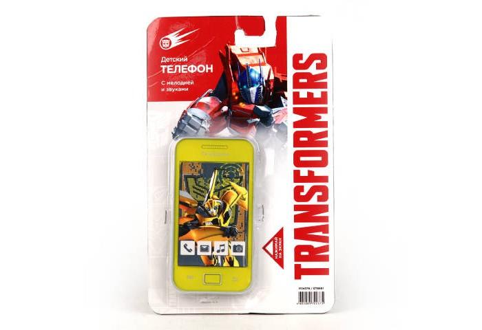 Музыкальная игрушка Transformers Телефон сотовый 1134376-no