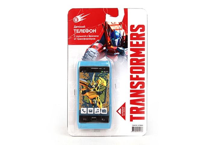Музыкальная игрушка Transformers Телефон сотовый 1134379-no