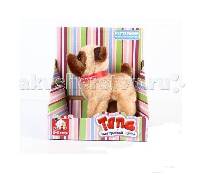 Интерактивная игрушка S+S Toys Собачка Тяпа ES-9118D