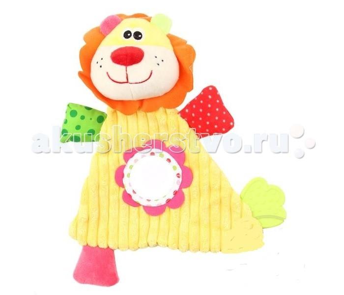 Подвесная игрушка Leader Kids Лев lk07747cnЛев lk07747cnИгрушка-подвеска Leader Kids - порадует кроху яркими цветами и милой мордочкой, а также он очень мягкий и приятный на ощупь!  Развивает воображение, цветовое восприятие, мелкую моторику, тактильные ощущения.  Изготовлена игрушка из высококачественных и безопасных материалов, поэтому подойдет для игры самых маленьких.<br>
