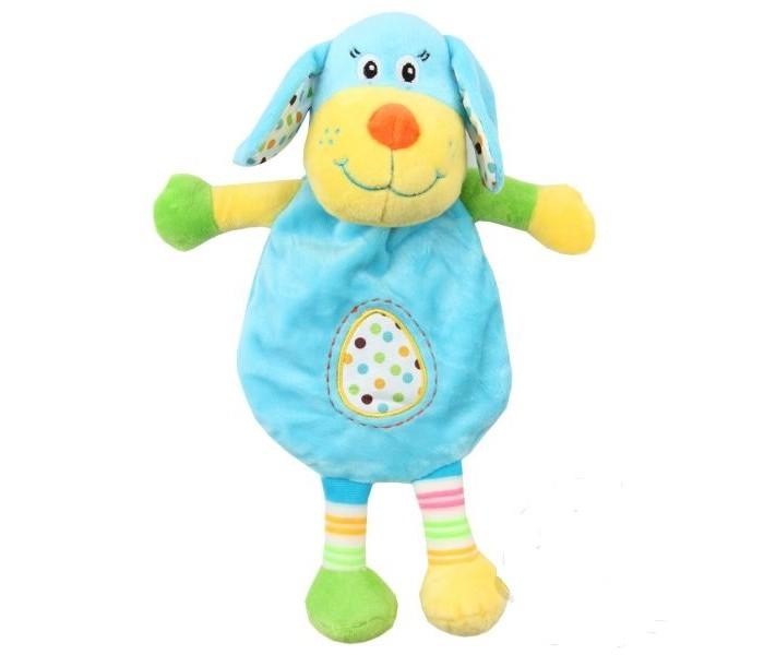 Подвесная игрушка Leader Kids Пёс lk07702bПёс lk07702bИгрушка-подвеска Leader Kids - порадует кроху яркими цветами и милой мордочкой, а также он очень мягкий и приятный на ощупь!  Развивает воображение, цветовое восприятие, мелкую моторику, тактильные ощущения.  Изготовлена игрушка из высококачественных и безопасных материалов, поэтому подойдет для игры самых маленьких.<br>