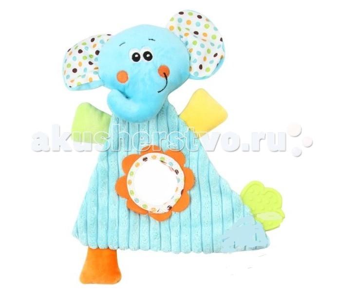 Подвесная игрушка Leader Kids Слон lk07747anСлон lk07747anИгрушка-подвеска Leader Kids - порадует кроху яркими цветами и милой мордочкой, а также он очень мягкий и приятный на ощупь!  Развивает воображение, цветовое восприятие, мелкую моторику, тактильные ощущения.  Изготовлена игрушка из высококачественных и безопасных материалов, поэтому подойдет для игры самых маленьких.<br>