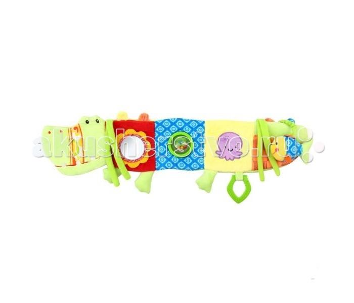 Подвесная игрушка Leader Kids развивающая Крокодил