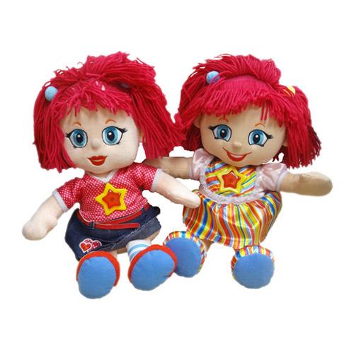 Куклы Смартик Рыжик