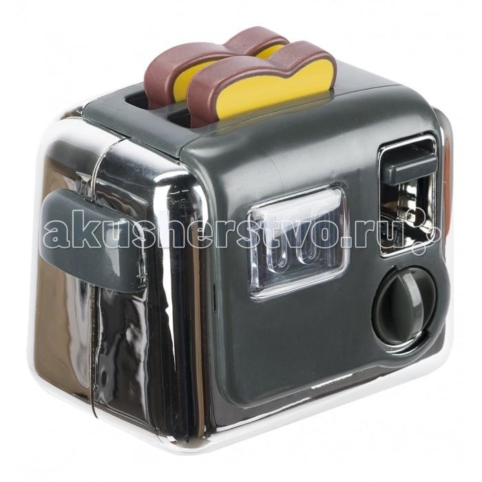 Игруша Тостер на батарейках i-37075Тостер на батарейках i-37075Тостер на батарейках i-37075 совсем как настоящий. Этот игрушечный бытовой прибор привнесет разнообразие в игру юной хозяйки. Тостер даст представление ребенку о работе настоящего прибора. Игрушка работает от батареек.<br>