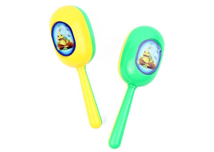 Музыкальная игрушка Игруша Маракасы I899A-5SМаракасы I899A-5SМаракасы I899A-5S - отличный подарок для Вашего малыша. Такие игрушки помогут Вам рассказать малышу о музыке, о том, что все инструменты звучат по-разному. Можно даже вместе с малышом, слушая любое музыкальное произведение, подыгрывать на таких инструментах, развивая тем самым чувство ритма.<br>
