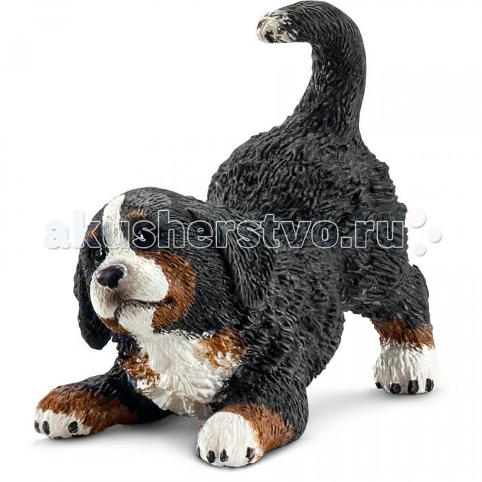 Schleich Дом животные Бернский Зенненхунд щенокДом животные Бернский Зенненхунд щенокФигурка щенка собаки породы Бернский Зенненхунд обязательно порадует всех любителей собак и разнообразит сюжетно-ролевые игры с животными вашего ребенка. Бернский Зенненхунд является одной из самых популярных и любимых многими породой собак. Они прекрасно поддаются дрессировке, очень общительны и дружелюбны. Помимо этого, ретриверы являются прекрасными пловцами, охотниками.  Все фигурки Schleich сделаны из гипоаллергенных высокотехнологичных материалов, раскрашены вручную и не вызывают аллергии у ребенка.  Прекрасно выполненные фигурки Шляйх отличаются высочайшим качеством игрушек ручной работы. Все они создаются при постоянном сотрудничестве с Берлинским зоопарком, а потому, являются максимально точной копией настоящих животных. Каждая фигурка разработана с учетом исследований в области педагогики и производится как настоящее произведение для маленьких детских ручек.  Основные характеристики:  Размер фигурки: 2 x 4,6 x 3,6 см Вес: 9 г<br>