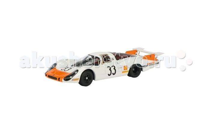 Schuco Автомобиль Porsche 908LH № 33 LeMans 1:43Автомобиль Porsche 908LH № 33 LeMans 1:43Schuco Автомобиль Porsche 908LH № 33 LeMans 1:43 представляет собой масштабную копию настоящего автомобиля.  Особенности: Он выполнен из высококачественного пластика и металла — материалов, чье удачное сочетание позволило добиться не только предельной прочности игрушки, но и ее отличной детализации.  Машинка способна двигаться в переднем направлении. Для этого его следует отвести немного назад, а затем резко отпустить. В этом случае сработает фрикционный механизм и машинка поедет вперед.<br>