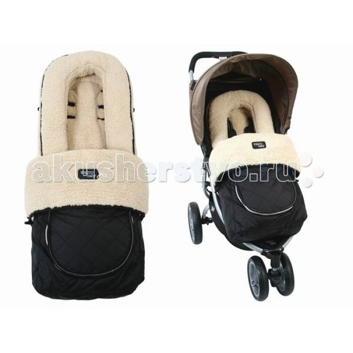 ������ ������� Valco baby Footmuff Fleece