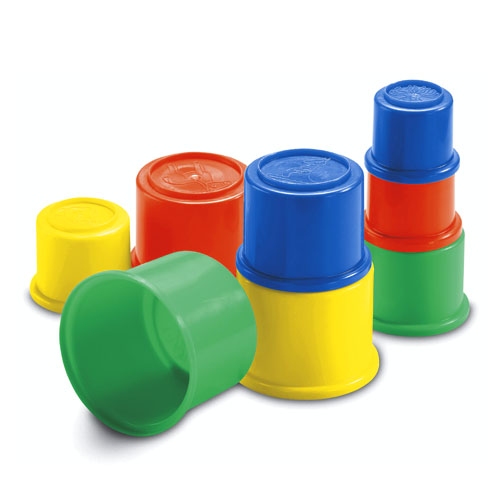 Развивающие игрушки Fisher Price Стаканчики