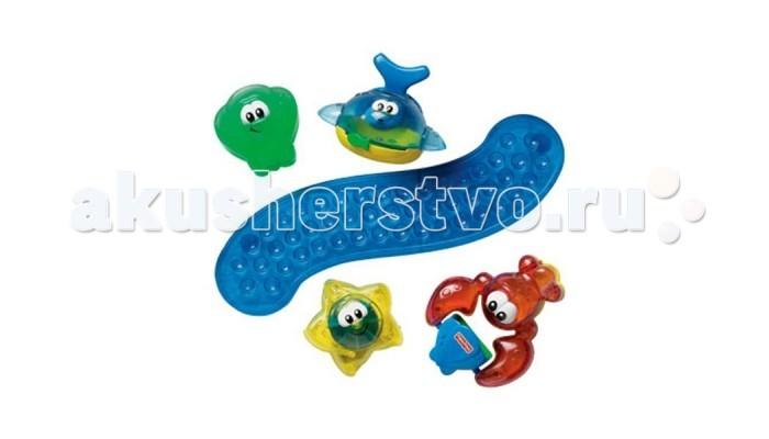 Игрушки для купания Fisher Price Подводная команда