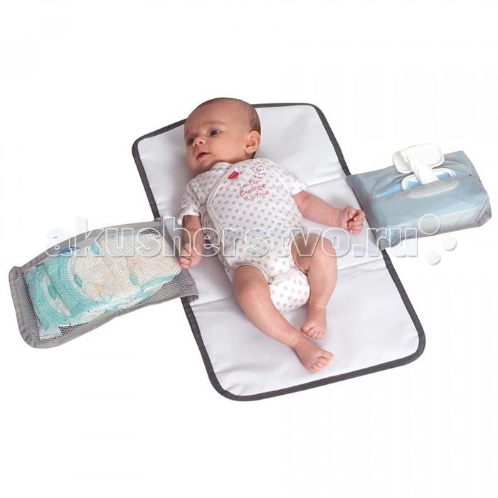 Candide Клатч-матрас для путешествийКлатч-матрас для путешествийCandide Клатч-матрас для путешествий  Здоровый сон. Матрас двухсторонний. С одной стороны используется для новорожденных детей до 10 кг (плотность 16 кг/м3), а с другой стороны для детей с массой тела более 10 кг.  Съемный чехол, Дышащая ткань, которая охлаждает летом и согревает зимой,<br>