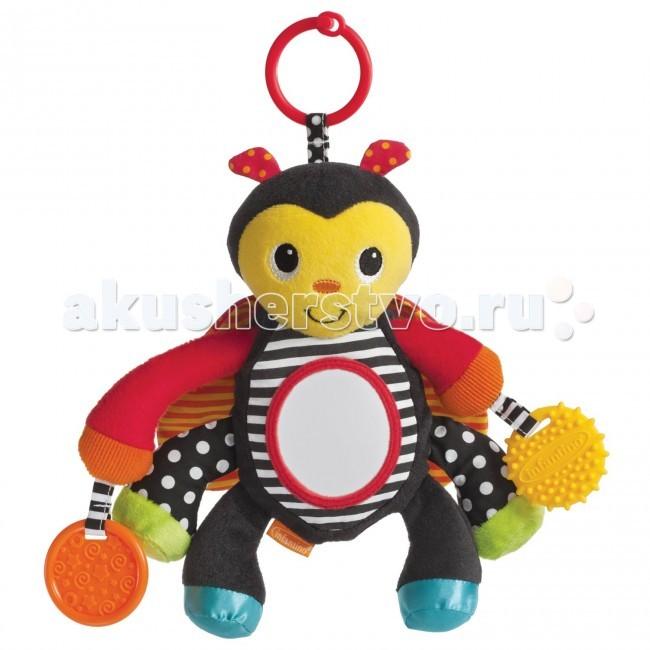 Подвесная игрушка Infantino Божья коровка