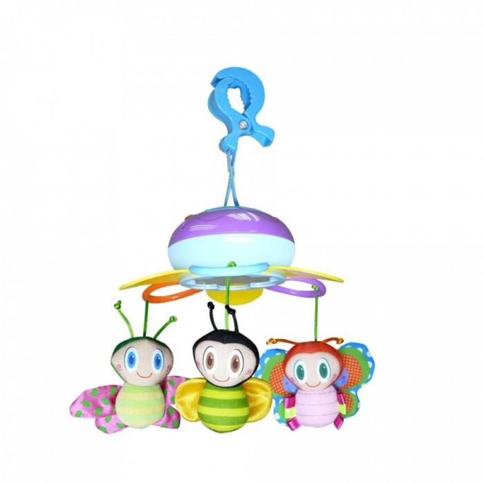 Мобиль Biba Toys Музыкальный Веселые букашки