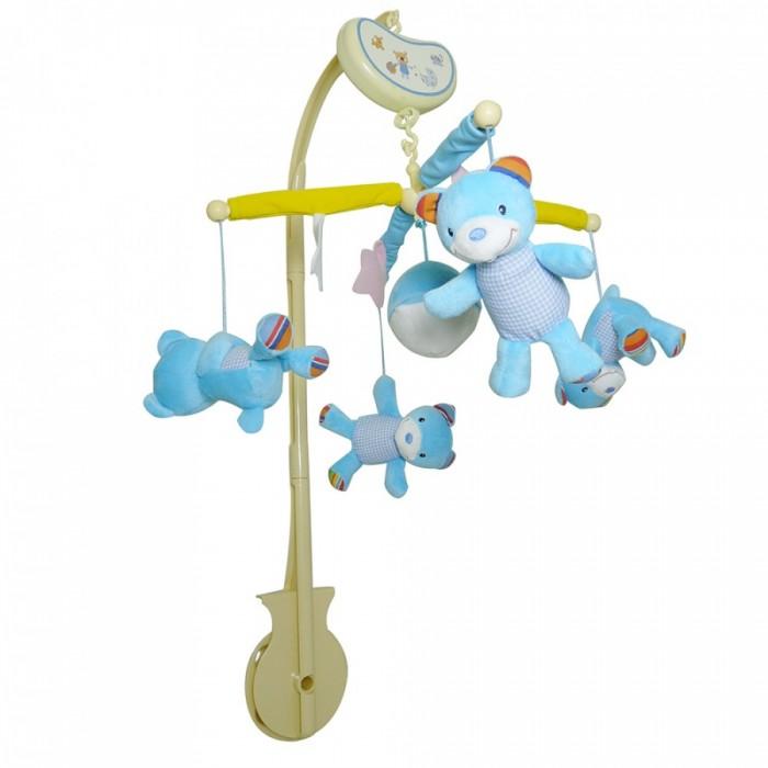 Мобиль Biba Toys Музыкальный Мишки