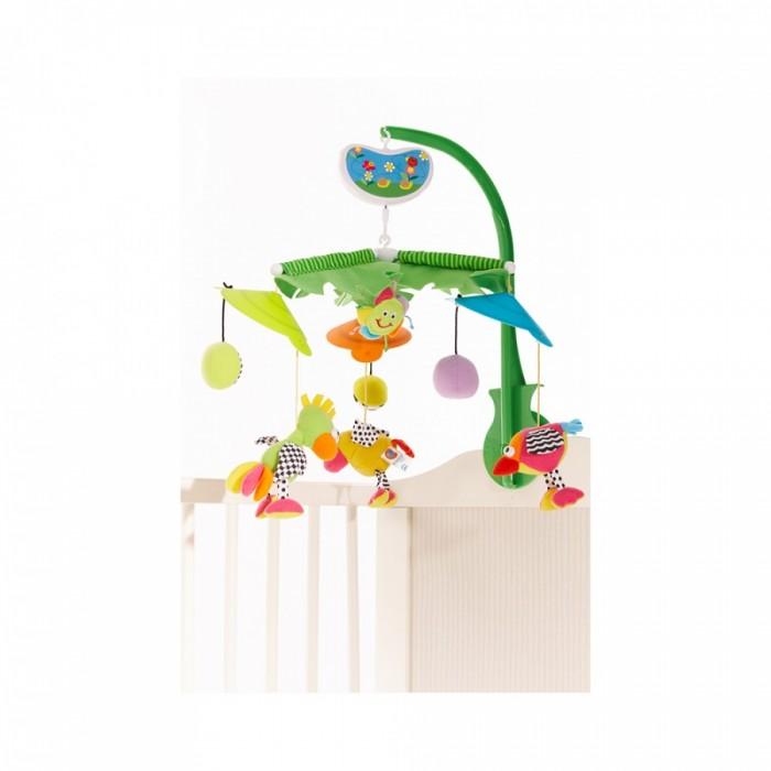 Мобиль Biba Toys Музыкальный Райские птицы
