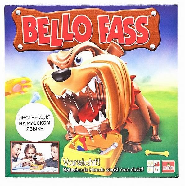 Игры для школьников Goliath Настольная игра Собака-Кусака