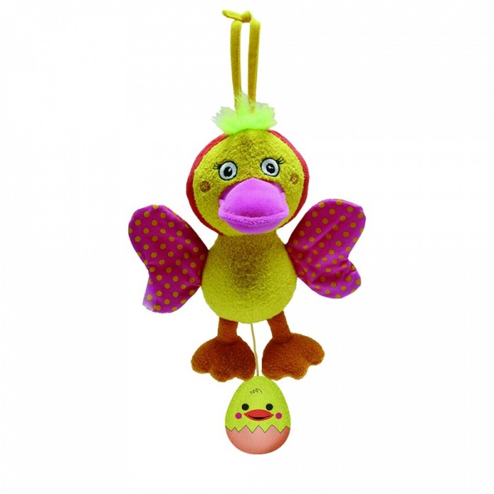 Подвесная игрушка Biba Toys Утка