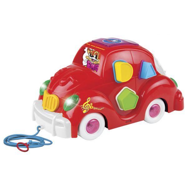 Каталки-игрушки Умка Сортер машина