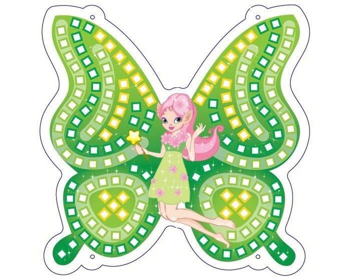 Funnivation Мозаика Бабочка 3 в 1 500 элементовМозаика Бабочка 3 в 1 500 элементовFunnivation Мозаика Бабочка 3 в 1 500 элементов позволит девочкам собрать 3 разных и красочных фей.  В комплекте с более 500 деталей мозаики есть 5 ленточек, с помощью которых можно будет украсить бабочками кровать, шкафчик, дверь, машину. Оставшиеся детали можно будет приклеить в дневник, тетрадку, на платьице любимой куклы. Данная мозаика поможет детям развить творческие способности.   Возраст: от 3 лет Количество деталей: более 500 деталей. Комплект: крылья бабочки, 5 ленточек, более 500 деталей мозаики<br>