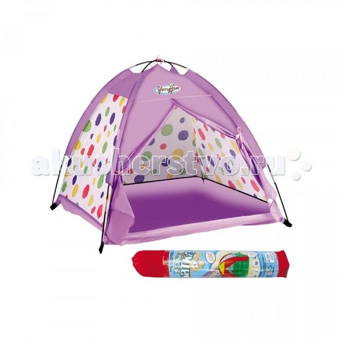 Yongjia Детская игровая палатка Конфетти