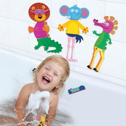 Lubby Набор игрушек Зверушки-хохотушки