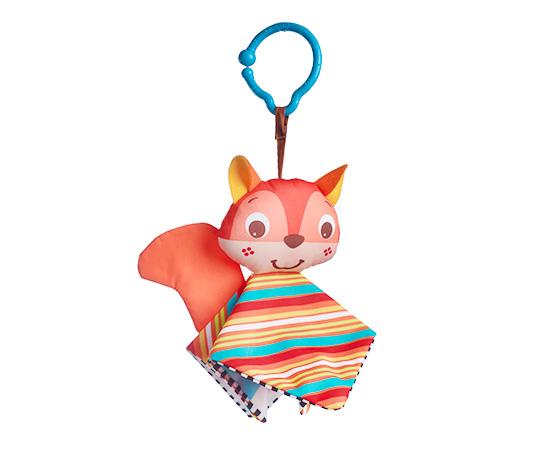 Подвесная игрушка Tiny Love Яркая белочка 476
