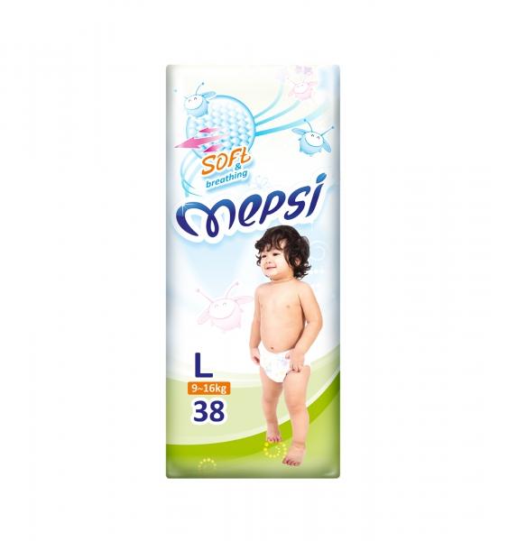 Mepsi ������� ����������� ���������� � ��������� ���������� ����� ������ Soft L (9-16 ��) 38 ��.