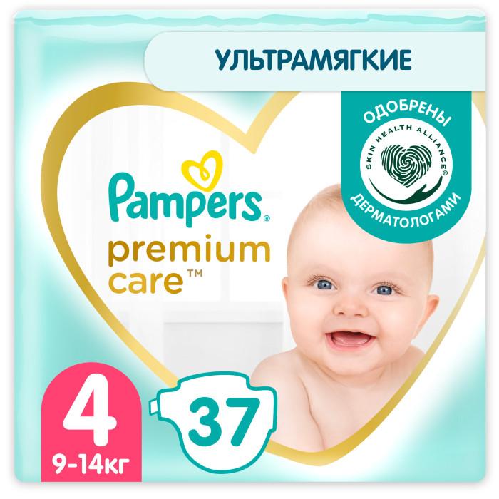 Pampers ���������� Premium Care Maxi �.4 (7-14 ��) 52 ��.