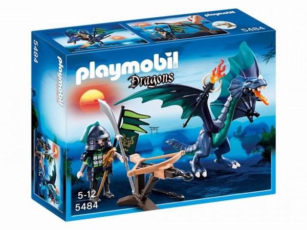 Игровые наборы Playmobil Игровой набор Азиатский дракон: Дракон в броне