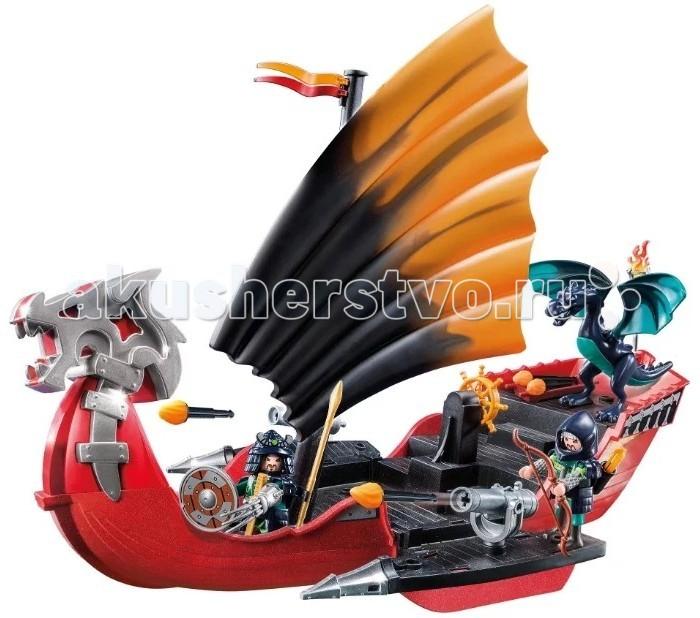 Игровые наборы Playmobil Игровой набор Азиатский дракон: Корабль Дракона