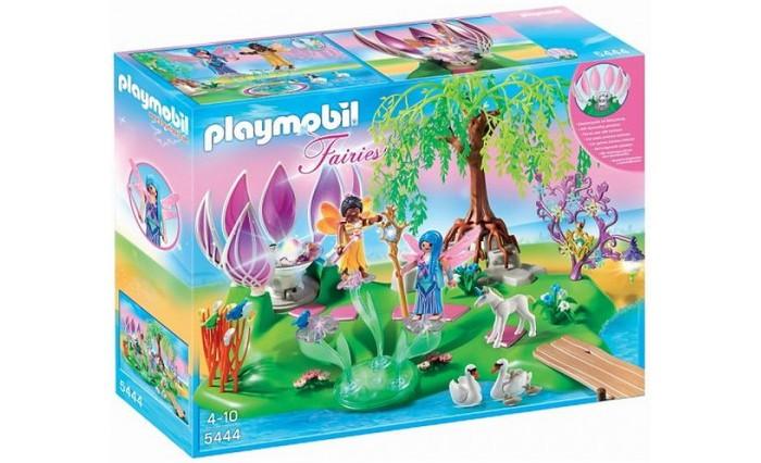 Игровые наборы Playmobil Игровой набор Остров фей с волшебным жемчужным фонтаном