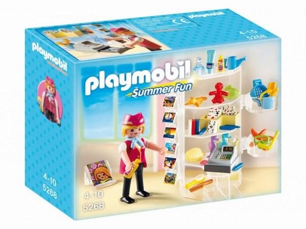 Купить Игровые наборы Игровой набор Отель: Магазинчик при отеле  Игровые наборы Playmobil