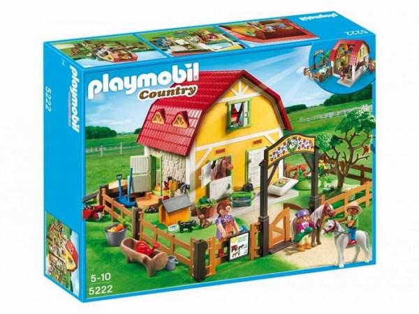 Игровые наборы Playmobil Акушерство. Ru 4010.000