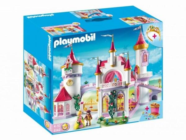 Конструктор Playmobil Сказочный дворец: Сказочный дворец принцессы