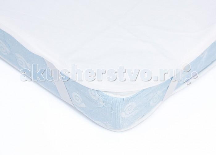 Fiorellino Простынь непротекаемая 120x60 с резинками на углах 9040