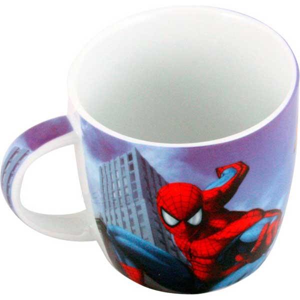 Посуда Disney Spider Man Кружка фарфоровая Человек паук